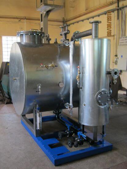 Kompaktowa stacja przygotowania wody
