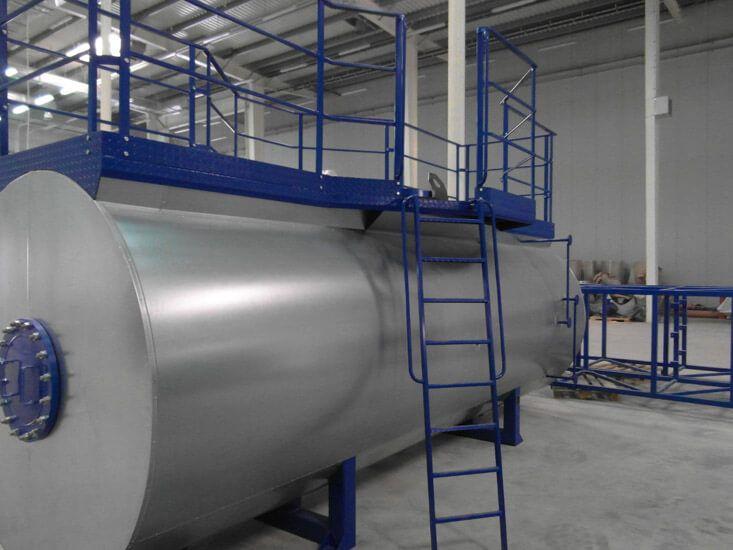 Produkcja pompy kondensatu